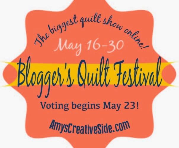 Blogger's Quilt Festival 2014