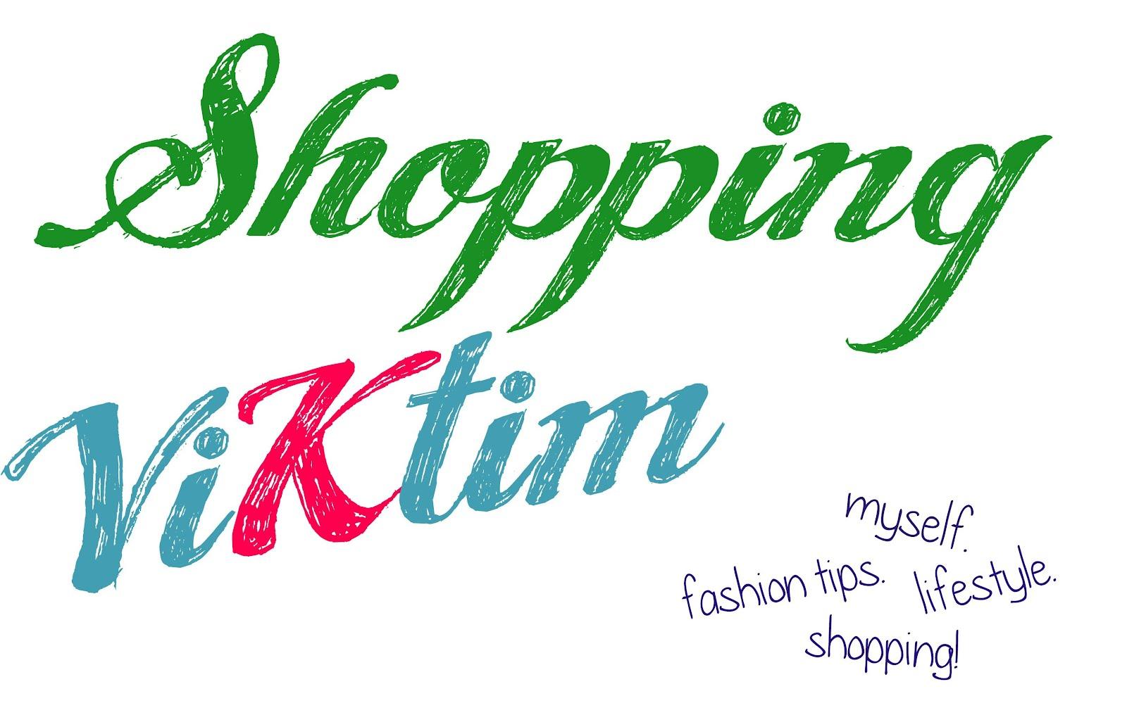 Shopping Viktim!