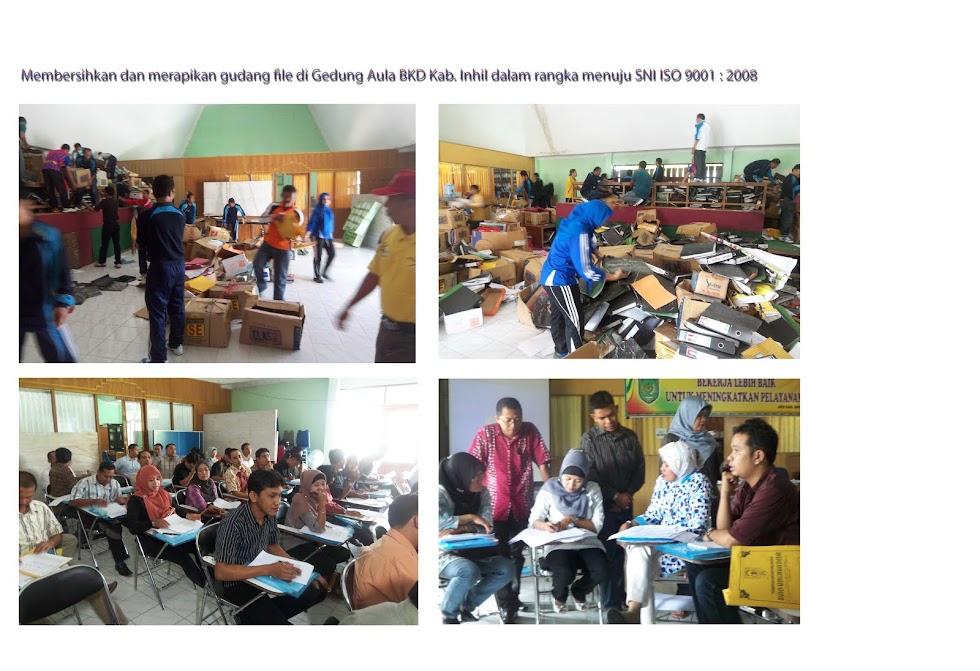 dalam Rangka Menuju SNI ISO 9001 : 2008