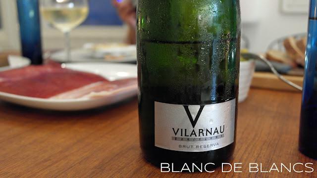 Vilarnau cava - www.blancdeblancs.fi