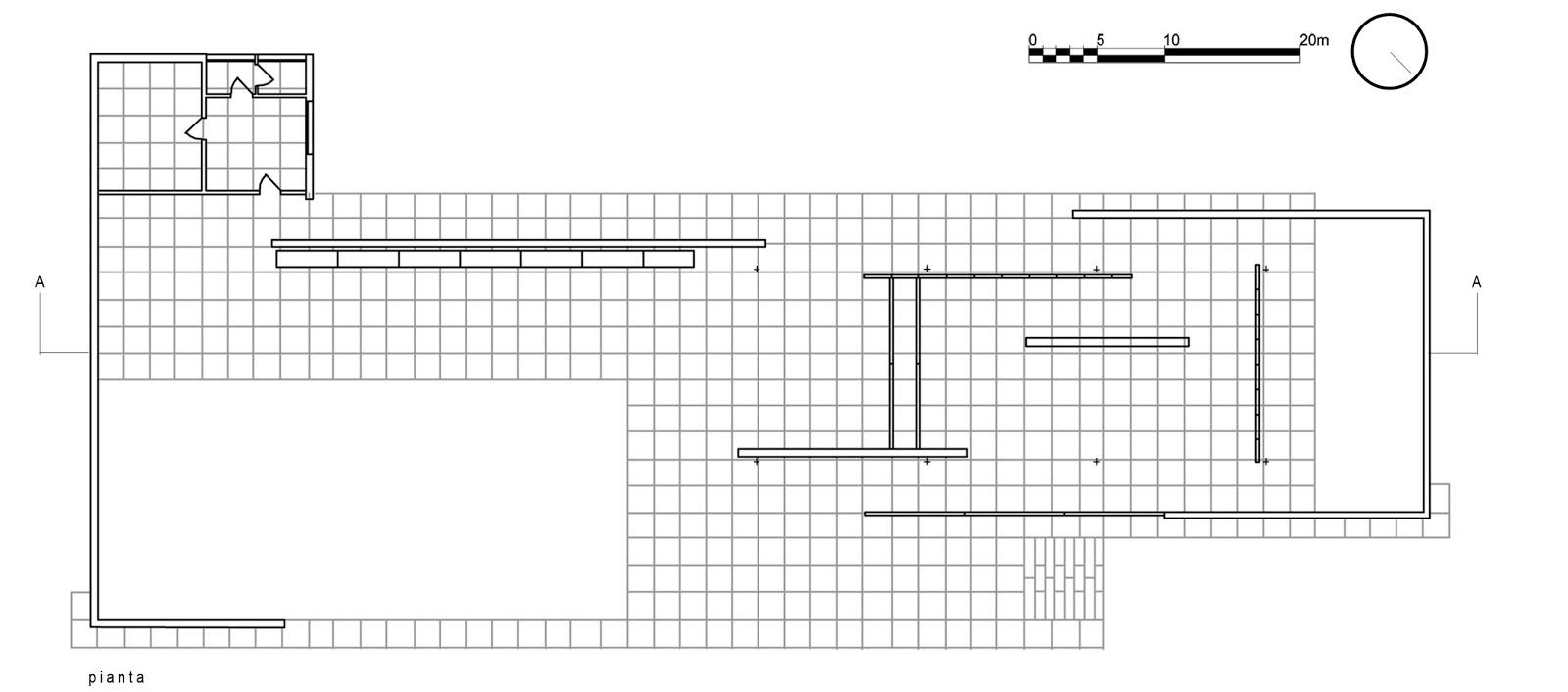 Il taccuino di Pan: Padiglione Barcellona - Mies Van Der Rohe