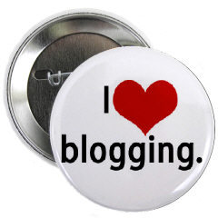 I ♥ blogging