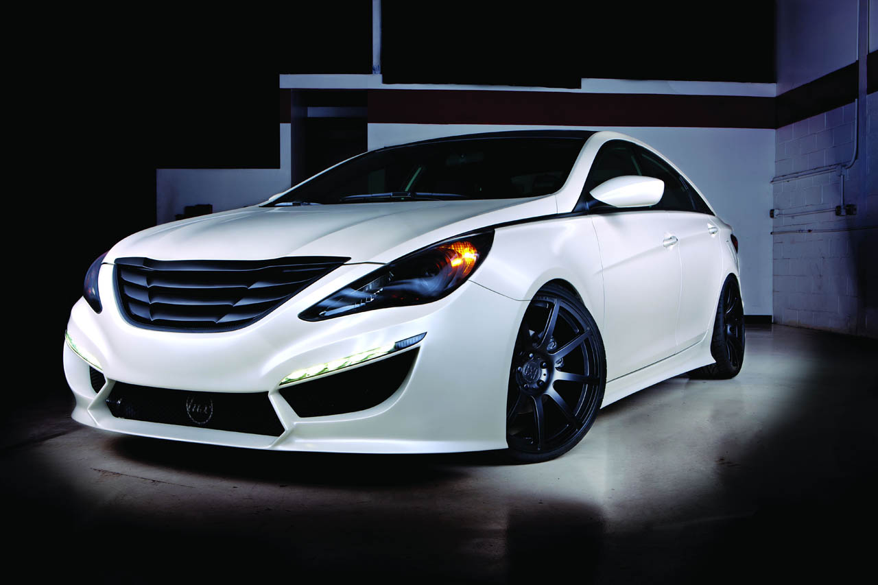 All Car Collections  Hyundai Sonata 2 0t  2011