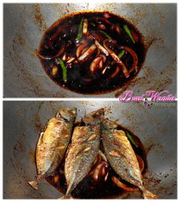 Resepi Mudah Ikan Goreng Masak Kicap Pedas. Ikan Kembong Selar Jaket Bawal Masak Kicap. Ikan Goreng Kicap Sedap Senang Simple. Cara Masak Ikan Goreng Kicap.