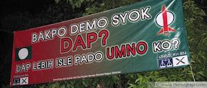 pas syok DAP