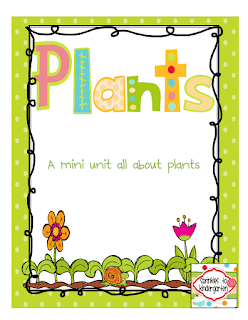 https://www.teacherspayteachers.com/Product/Plants-Plants-Plants-A-Mini-Unit-230096