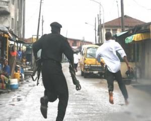 Good Samaritan jailed for catching a 'thief'