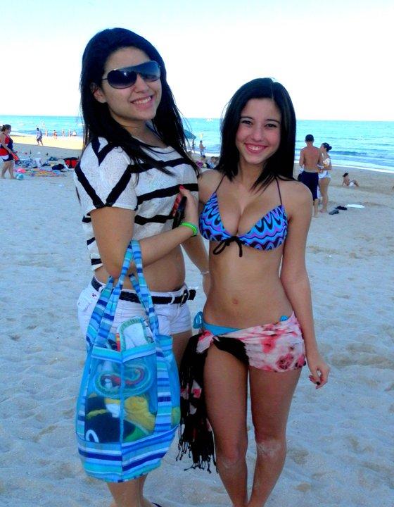 Beach angie varona Amazing! Angie