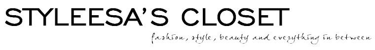 Styleesa's Closet