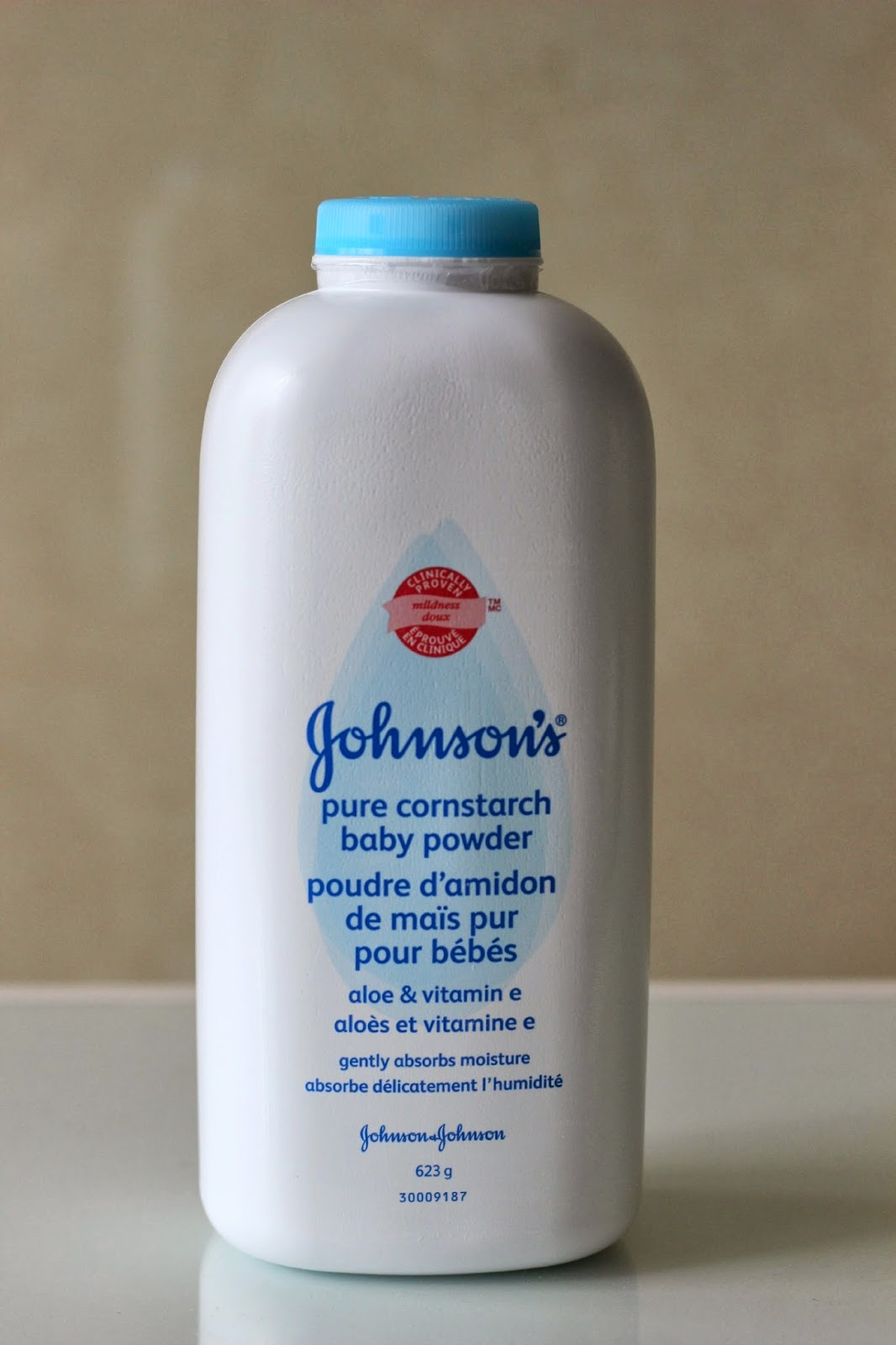My All Natural Dry Shampoo Johnson S Pure Cornstarch Baby