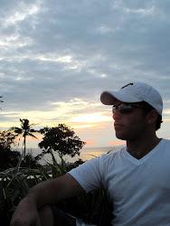 me w sunset