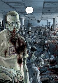 The Walking Dead nº color