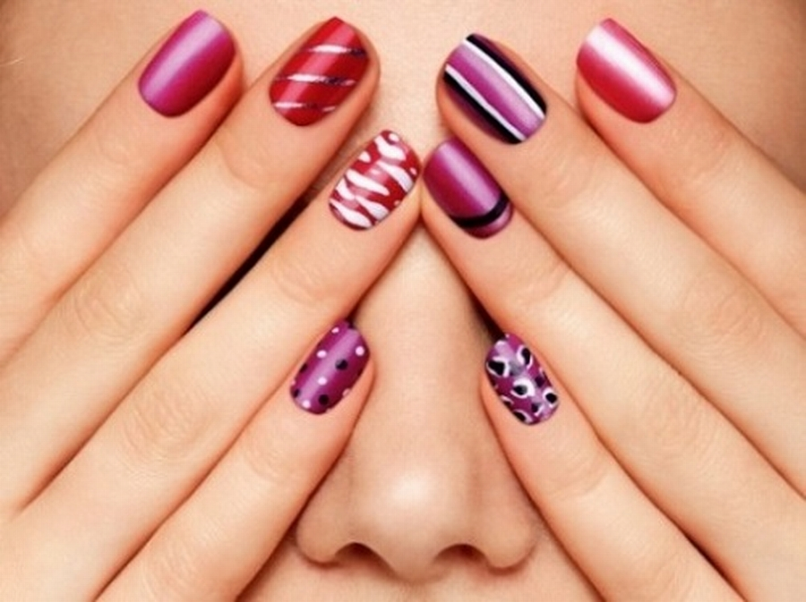 Beautiful Nail Art Designs Ideas Wallpapers Free Download - FREE ALL ...