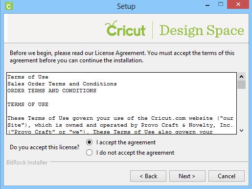 cricut design space manual for pc