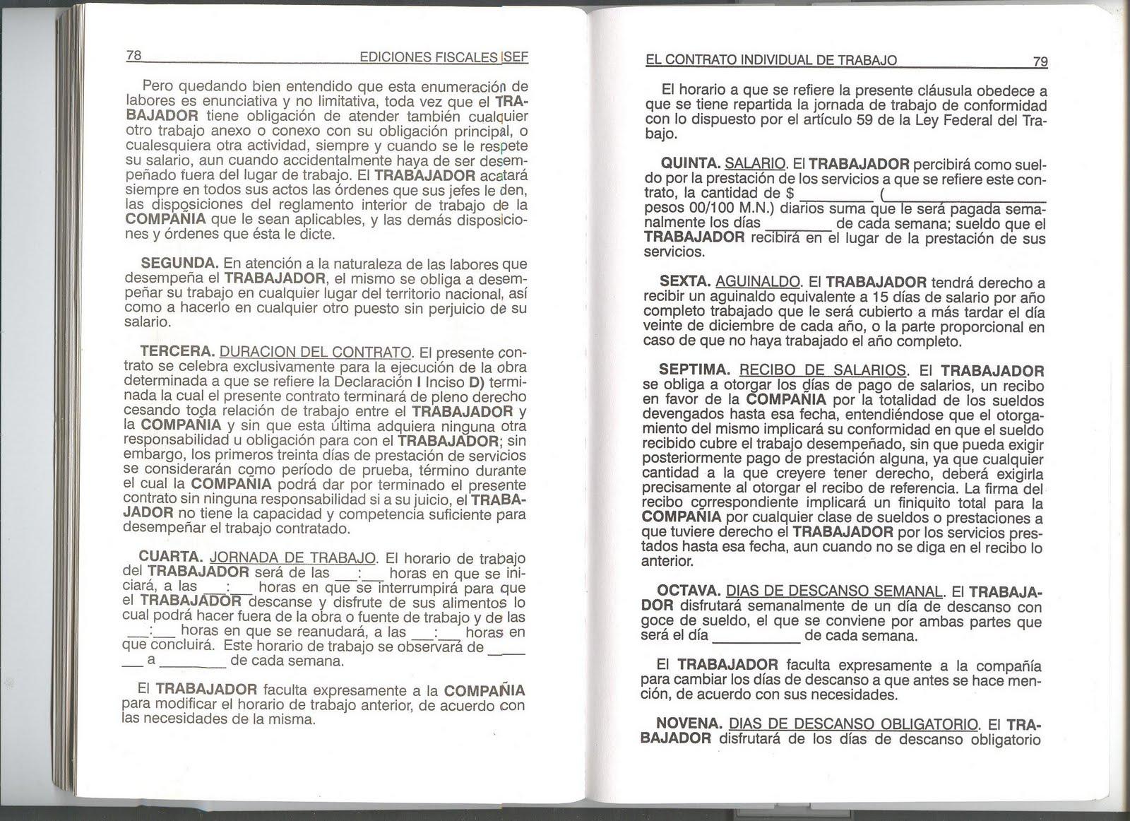 Derecho del Trabajo: 2011
