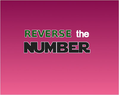 C++ program to reverse the number