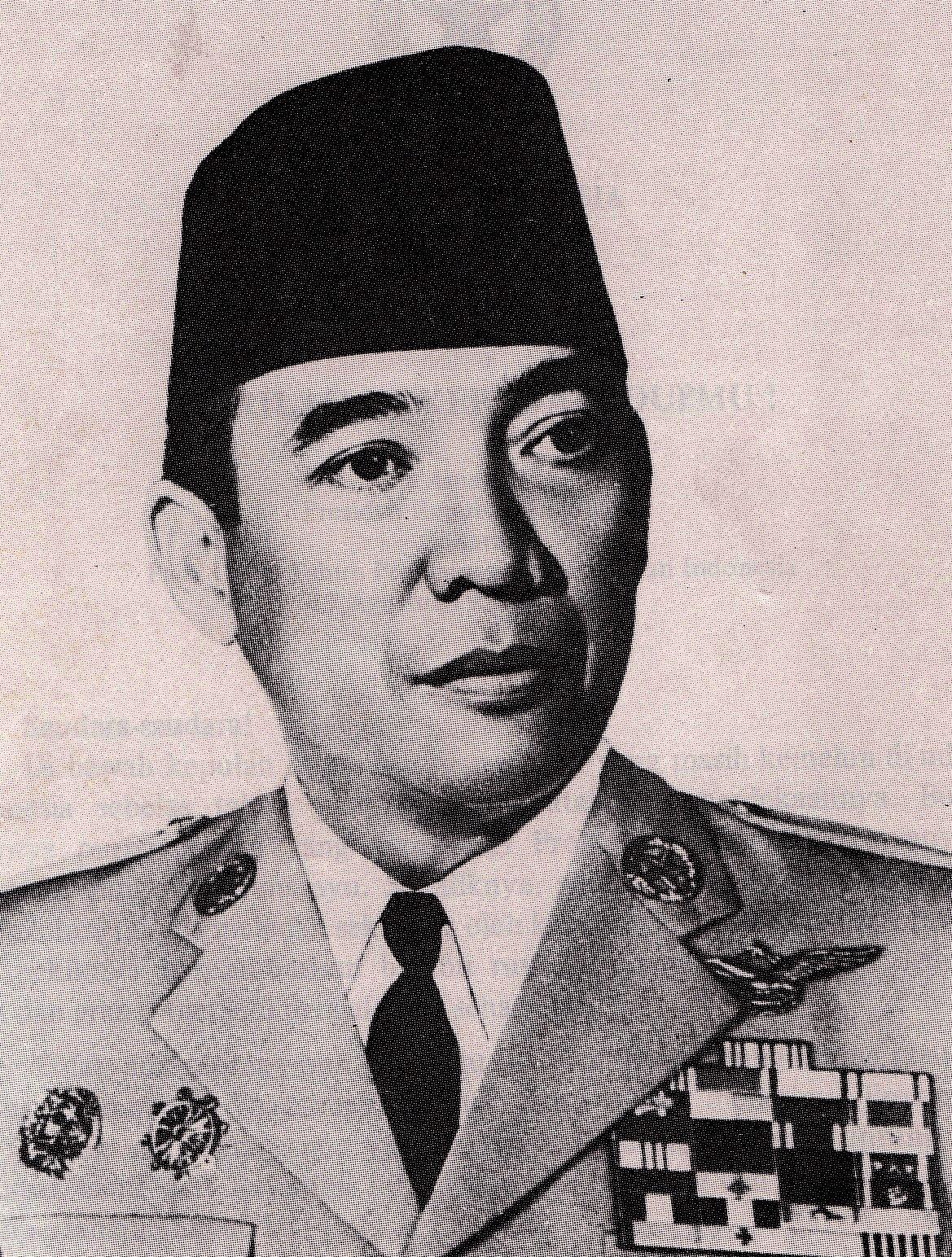 Nasional Indonesia: Gambar Mantan Presiden Sukarno atau Bung Karno