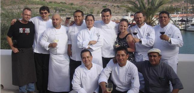 chefs al rescate los cabos