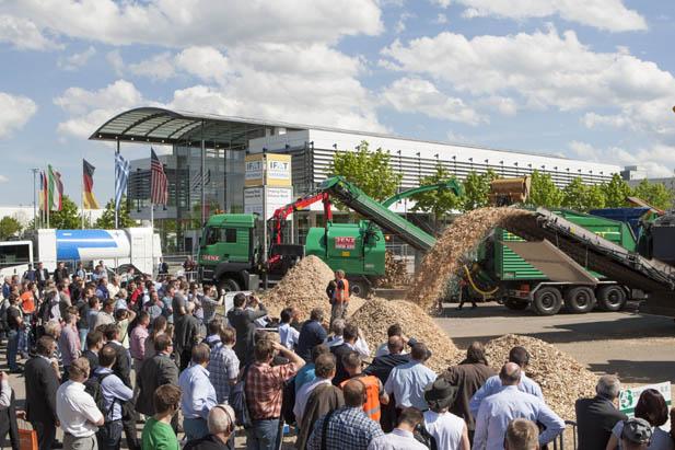 IFAT 2012 ENTSORGA イファット・エントゾルガ (ミュンヘン・環境産業専門見本市)