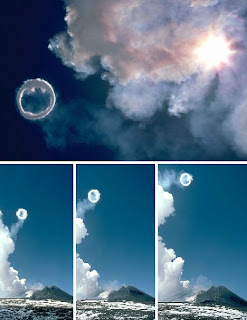 Volcano Etna steamrings aros