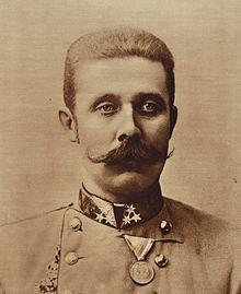 Franz Ferdinand band name - Archduke Franz Ferdinand