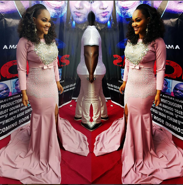 Mercy Aigbe actress