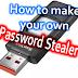 Cara Hack Password Facebook dengan USB