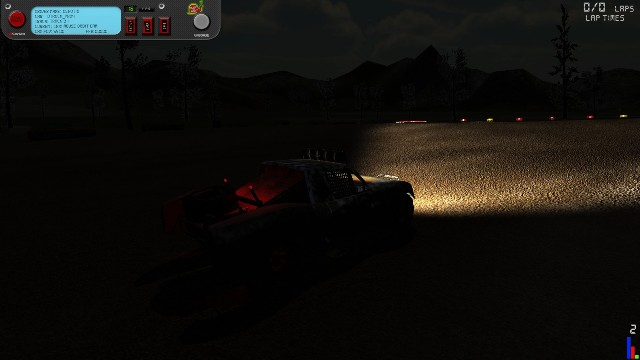 D Series OFF ROAD Racing Simulation PC Gameplay