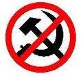 No al comunismo