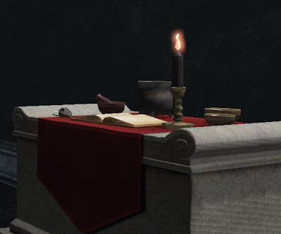 Occult Table details