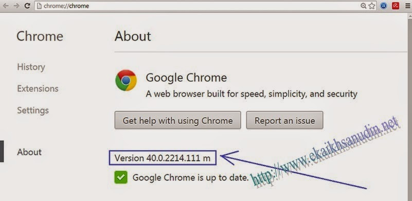 UPDATE GOOGLE CHROME OFFLINE INSTALLER