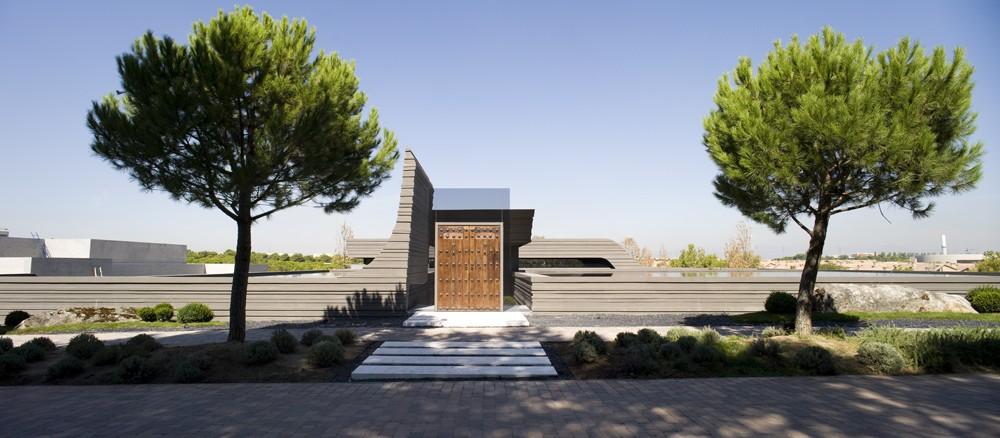 La Casa Escultura de Joaquín Torres | Cinco Elementos