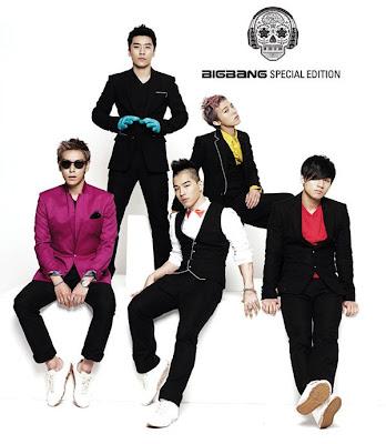 Big Bang members