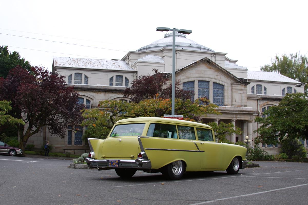 1957 Chevy Wagon 2 Door