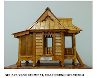 Models of Traditional Hhouses