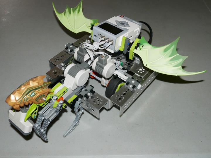 My Hybrid Bots