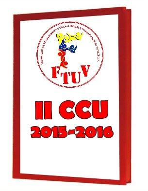 II Convención Colectiva Única de trabajadores y trabajadoras del sector universitario