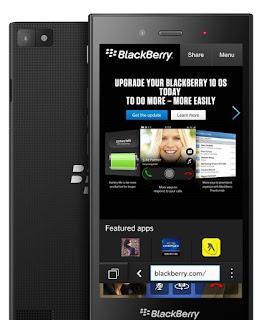 Harga Blackberry Z3