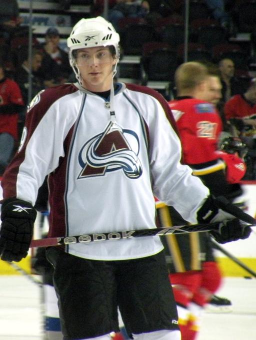 Avalanche's Matt Duchene starts to skate ~ Sports Injury Alert