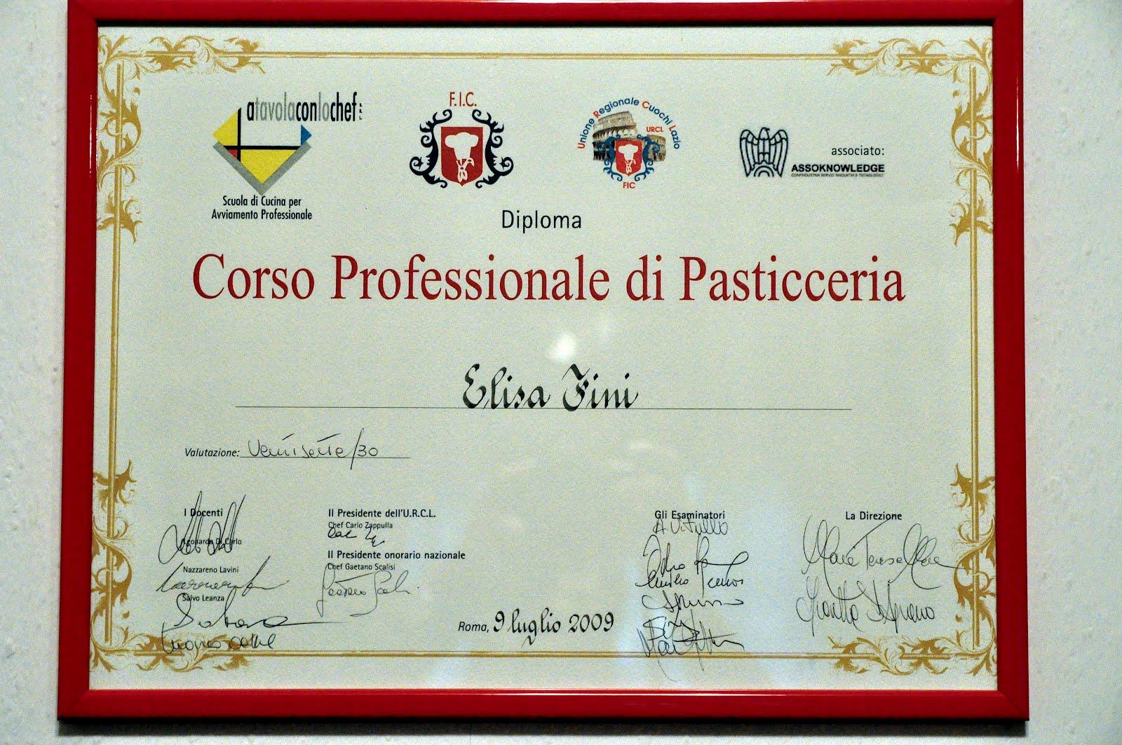 Accademia di elisa luglio 2009 - Accademia di cucina ...
