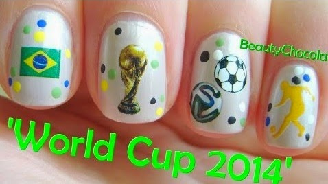 Show Your World Cup Spirit