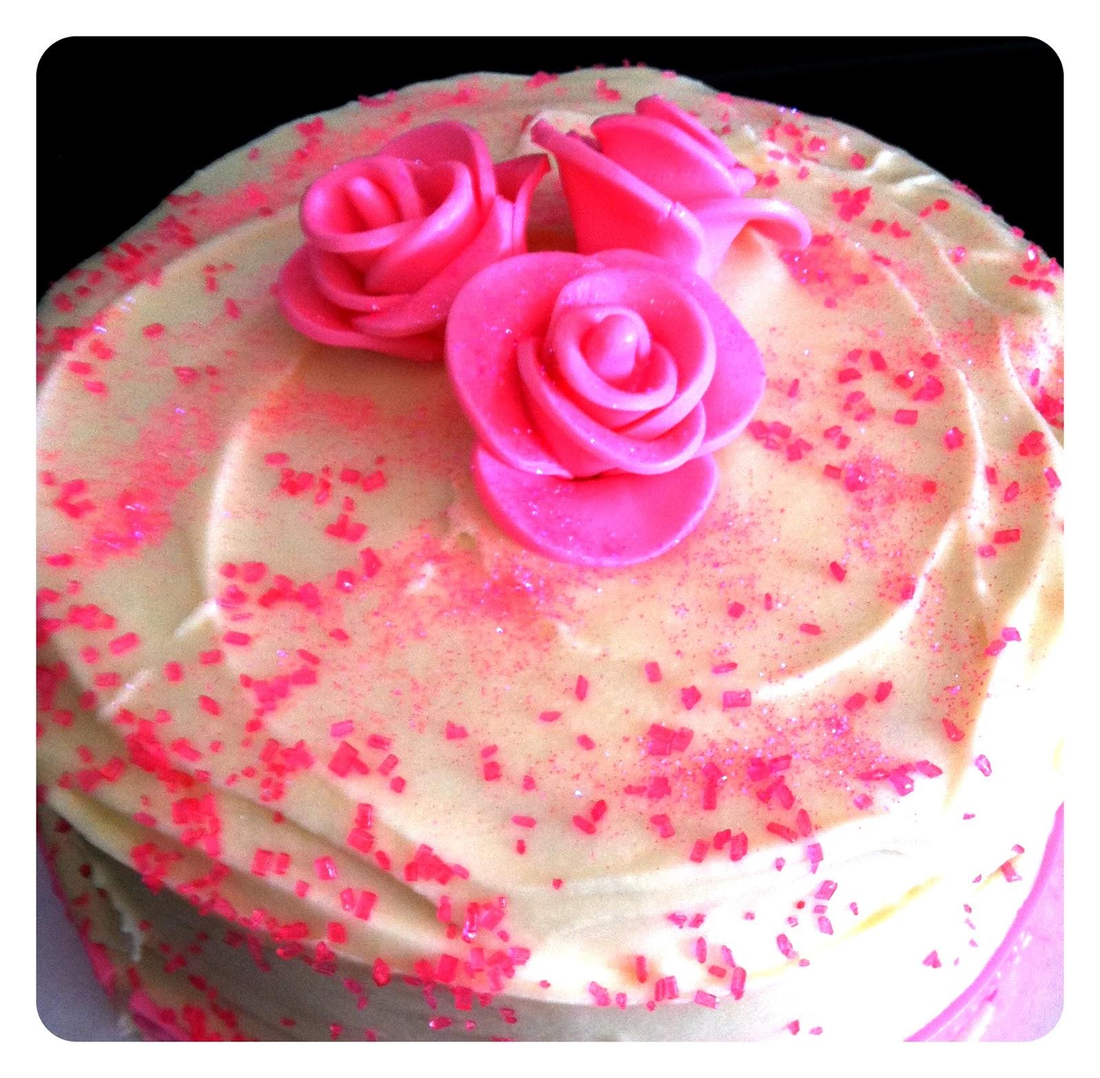 Pink Velvet Cake Images : 6 Pink Velvet Cake