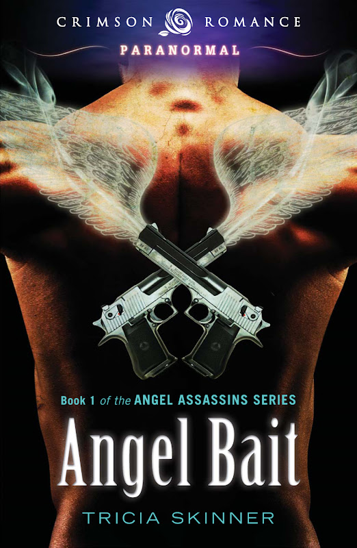 Angel Bait by Tricia Skinner