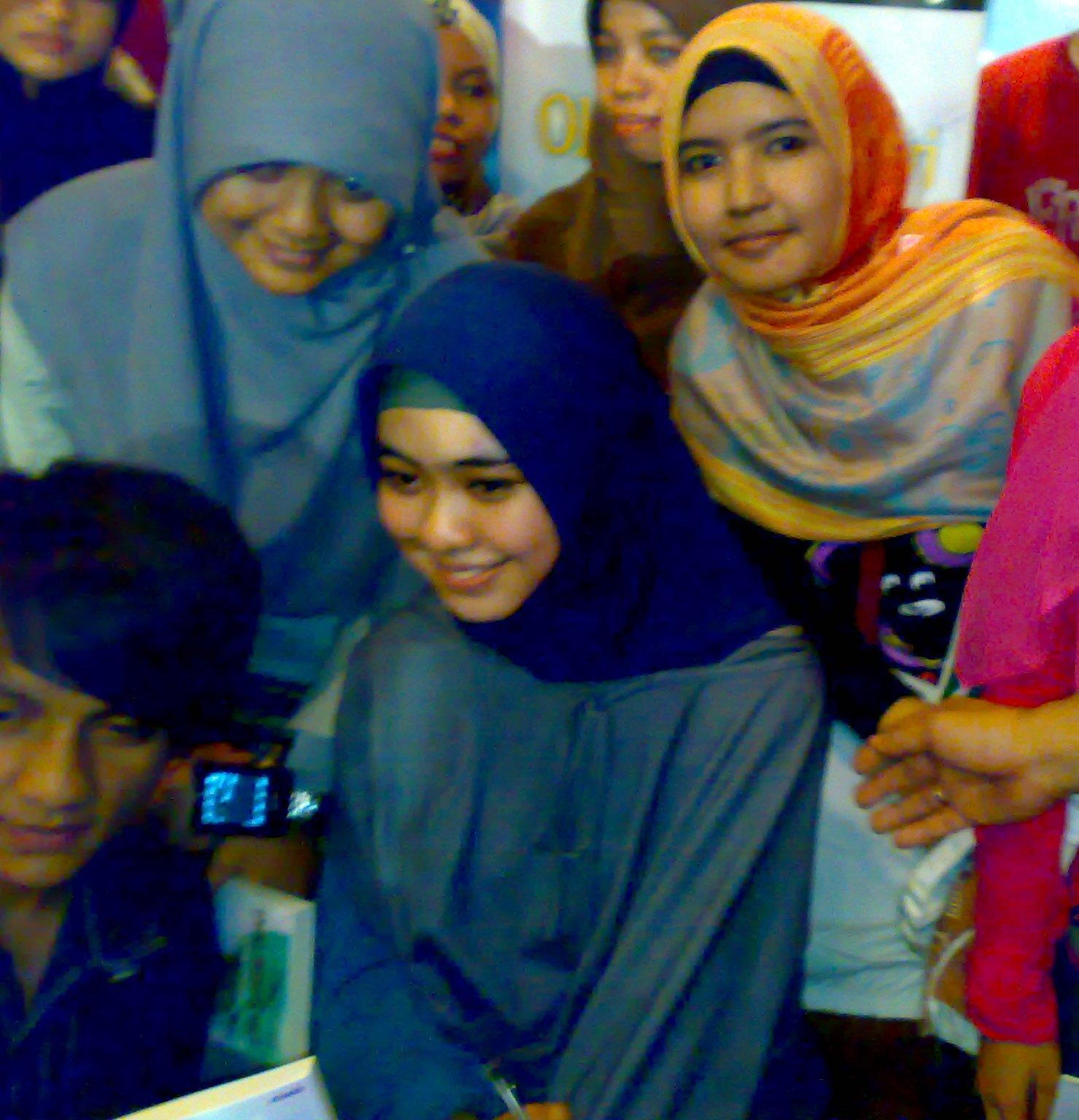 Bersama Oki Setiana Dewi Anna Kcb