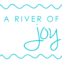 a river of joy