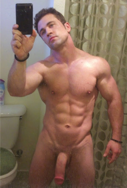 naked guys dick bigger and harder