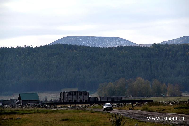 Гора Большой Иремель. Республика Башкортостан