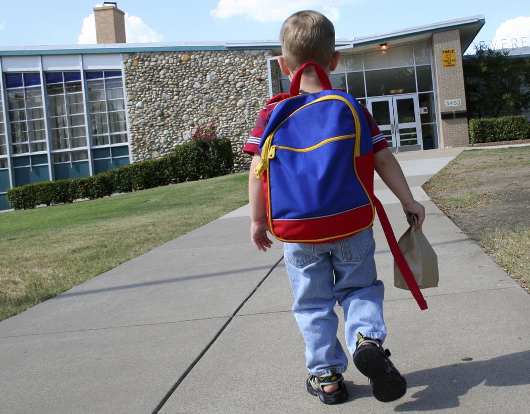 Η είσοδος τουπαιδιού στο σχολείο