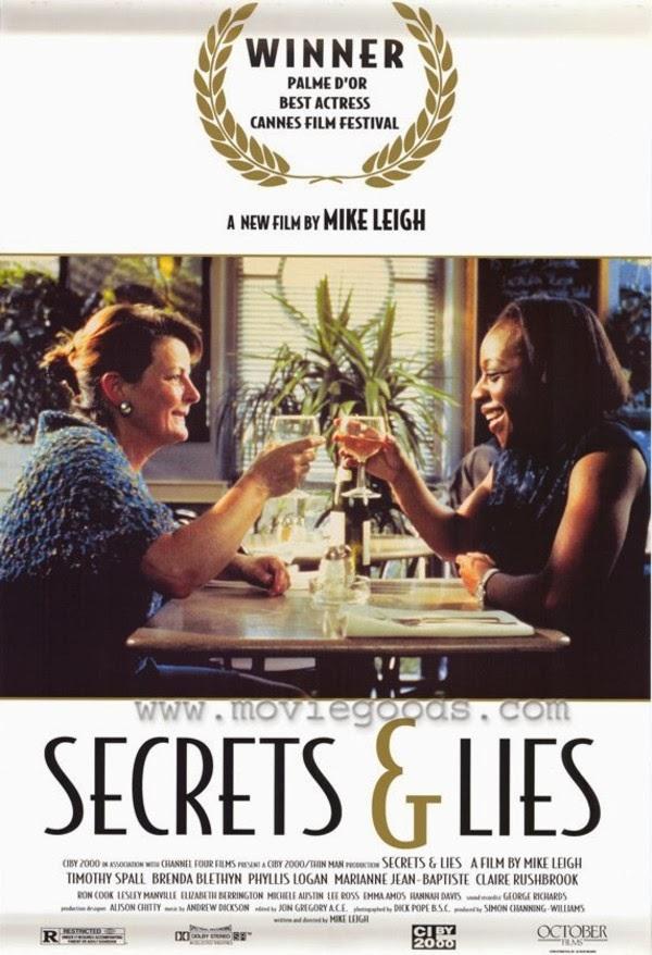 Frases de la película Secretos y mentiras