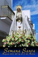 Semana Santa en Mojácar - 2013